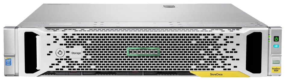 HPE StoreOnce Data Protection Backup Appliances
